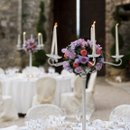 130x130 sq 1272294914712 weddingphotogallerypic12candleabraandtablesettingattuscanywedding