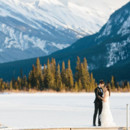 130x130 sq 1402101526973 33   winter wedding in banff