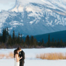 130x130 sq 1402101535844 37   banff mountain winter weddings love