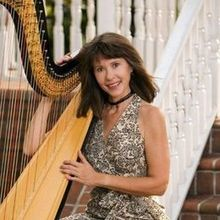Harpist Catherine Way ~ HarpStrings Inc