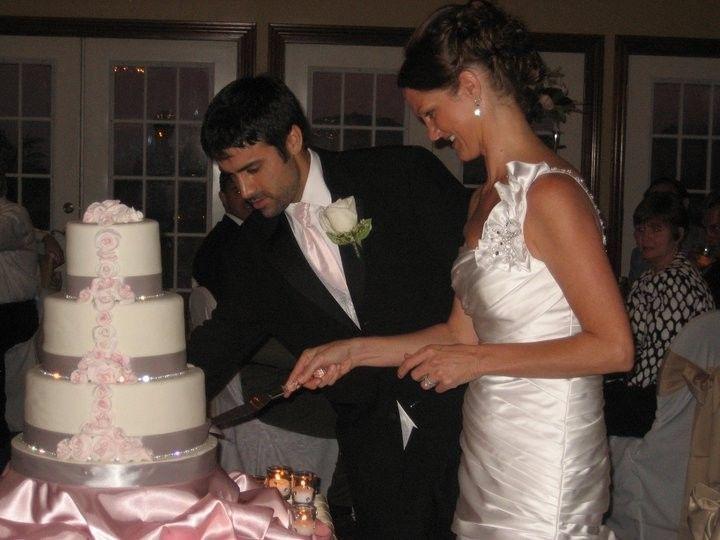 The Sweet Divine Wedding Cake Saint Louis Mo