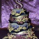 130x130 sq 1296498038048 purpleseashellscake