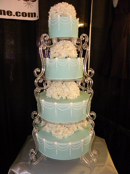 the sweet divine st louis mo wedding cake