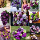 130x130 sq 1370295116832 purple and green bridal bouquets blog pics