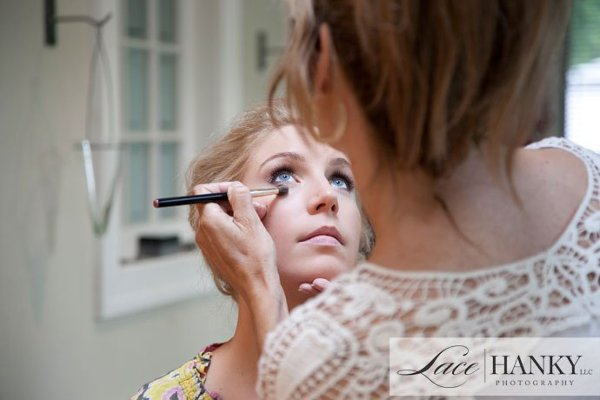 "photo 3 of ""Makeup Savvy"" On-site Makeup Artistry~~Airbrush / Lashes"