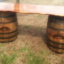 130x130 sq 1396377626123 whiskey barrel bar