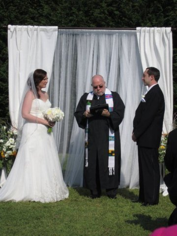 photo 5 of Rev. Layne Kulwin, Officiant