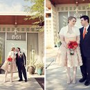 Mad Men theme Las Vegas Wedding