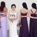 130x130 sq 1446561494609 purple bridal party bouquets paine shoot 3