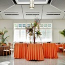 130x130 sq 1446562526410 orange with green tall centerpieces