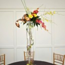 130x130 sq 1446562586378 tall modern centerpiece