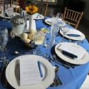 130x130 sq 1446563617326 blue linen place setting with programs