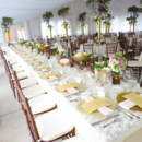 130x130 sq 1446564857129 gold tablescape