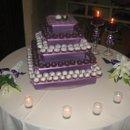 Cake bite wedding display