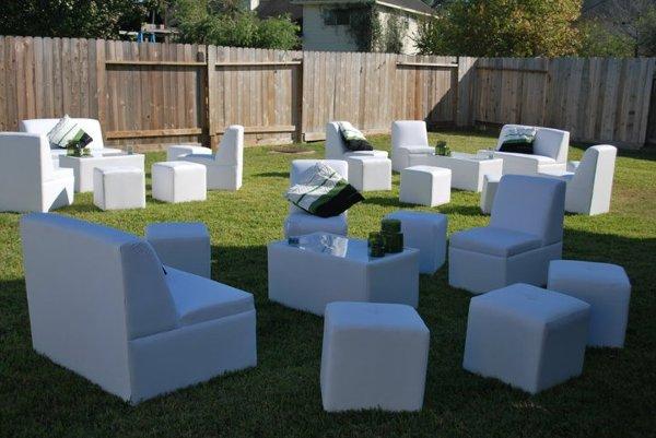 Unik Lounge Furniture Party Rentals Houston 713 471 9530 Tx Wedding Rental