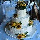 130x130 sq 1351192135549 sunflowercake