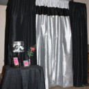 130x130 sq 1369837488518 silver and black photo booth rental