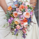 130x130 sq 1377460629214 cascading spring wedding bouquet