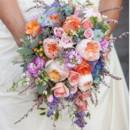 130x130 sq 1377460629214 cascading spring wedding bouquet