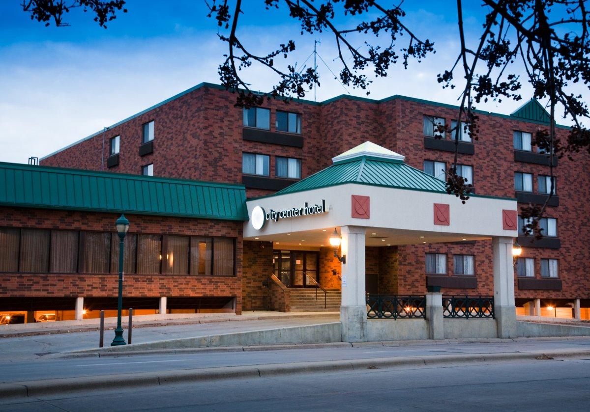 Mankato City Center Hotel Venue Mankato Mn Weddingwire