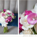 130x130 sq 1404867754578 wedding bouquet shades of pink