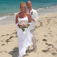 220x220 sq 1508545166142 wayneas wedding picture in nassau