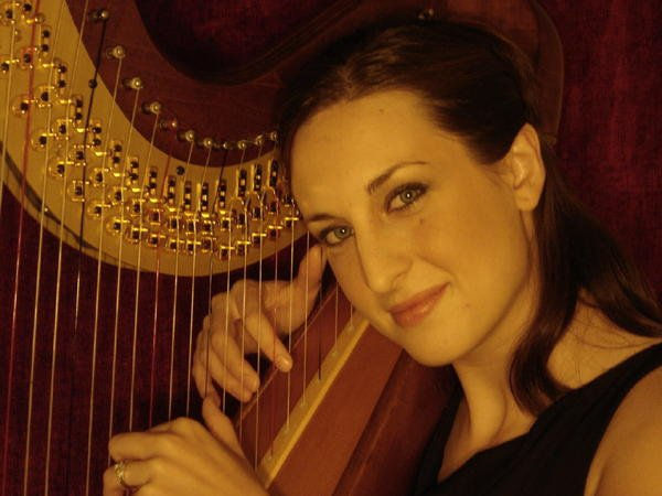 photo 3 of Lauren C. Sharkey, Harpist