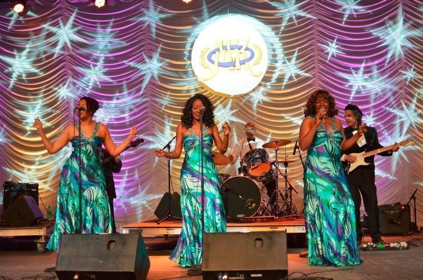 Shaon Amp The Girls With Success Band Band New Orleans