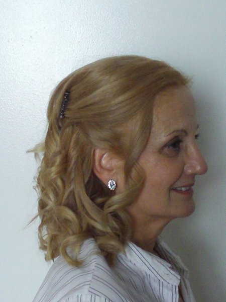 photo 33 of Crystal Pinney Hair & Make Up Artistry