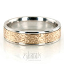 130x130 sq 1366656468686 tt201 two tone wedding band