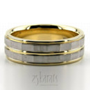130x130 sq 1366656574027 two tone wedding band
