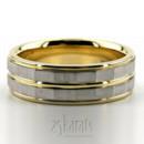 130x130 sq 1366656574027 two tone wedding band