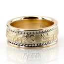 130x130 sq 1366657664268 hc100235 floral carved antique wedding band