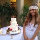 130x130 sq 1413946550767 hannah with wedding cake