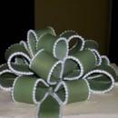 130x130 sq 1465567983730 beautiful green ribbon with piped edge