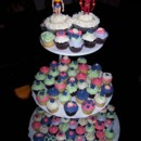 130x130 sq 1465568131306 mini cupcake wedding w superheros