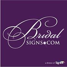 220x220 sq 1268017533876 bridalsignsdotcomlogosquare