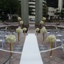 130x130 sq 1444400294238 clock tower ceremony with white carpet 2
