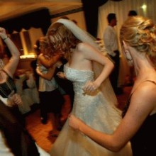 220x220 sq 1467102741558 wedding   the bride dancing to bust a move