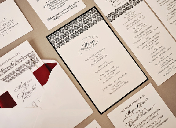 Atlanta Wedding Invitations: Atlanta, GA Wedding Invitation
