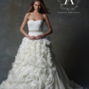 130x130 sq 1413914745505 dresses tea isabelle armstrong couture wedding gow