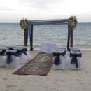 130x130 sq 1462978467185 blue beach wedding
