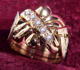 photo 11 of Puzzle Rings by Norman Greene