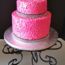130x130 sq 1442800678599 pink 2 tier