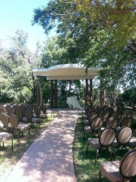 Arlington convention center wedding