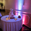 130x130 sq 1467303506564 up lighting wedding cake