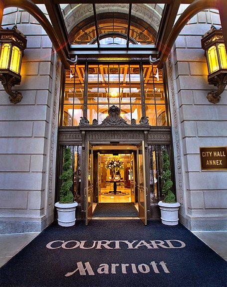 Courtyard By Marriott Philadelphia Downtown Philadelphia