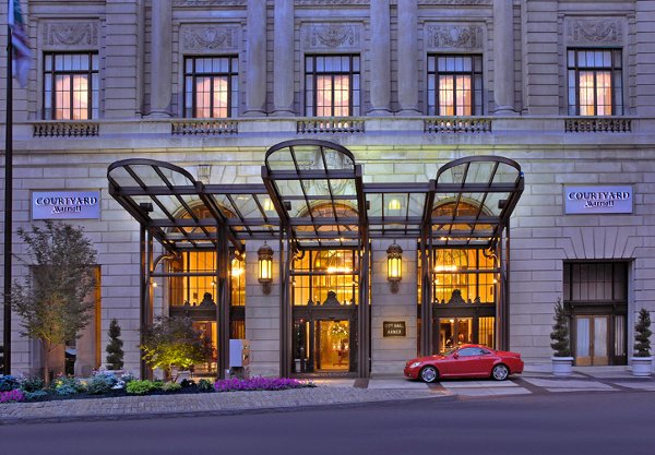 Marriott Hotels Near Philadelphia Convention Center
