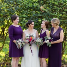 220x220 sq 1510625839548 meaghan and bridesmaids