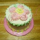 130x130 sq 1269467752502 pinkflowercake